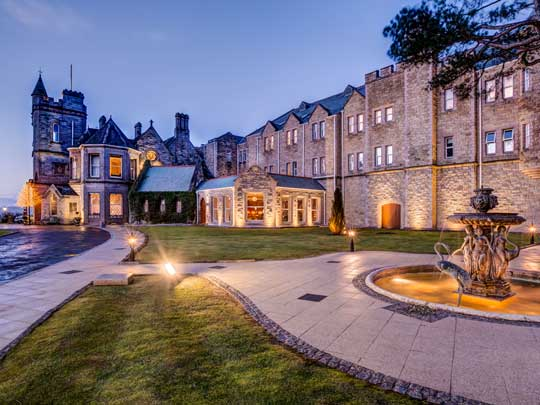 HensAndStags - Culloden Estate and Spa Main 1