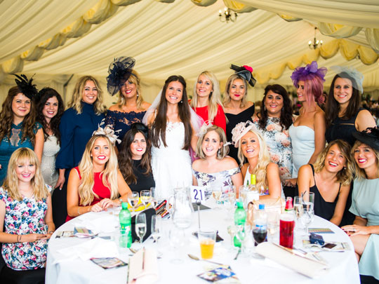 Ladies Day Marquee Package