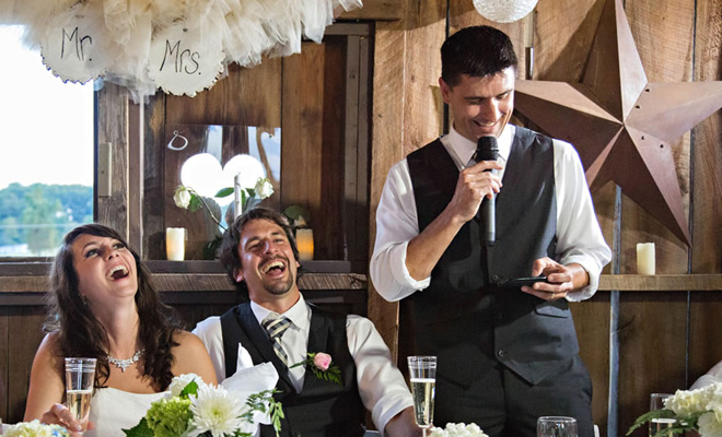 Funny Best Man Speech Ideas