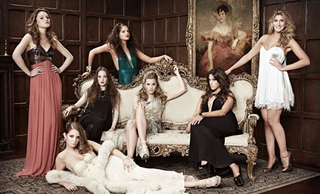 Stylish Hen Parties Inspired by Made in Chelsea