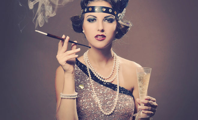 what to wear for a vintage themed party
