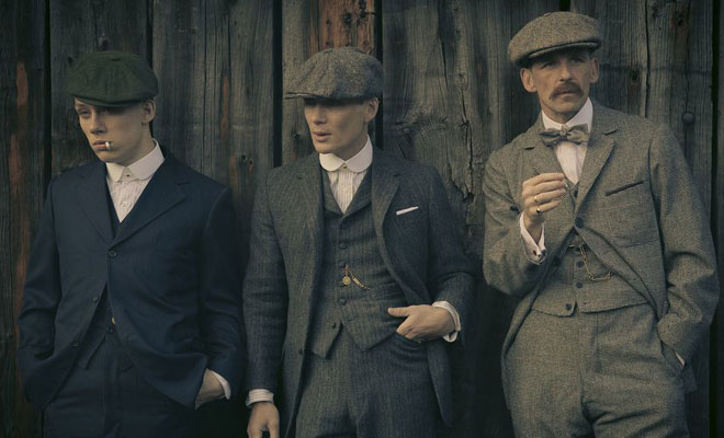 Peaky Blinders Stag Do Theme