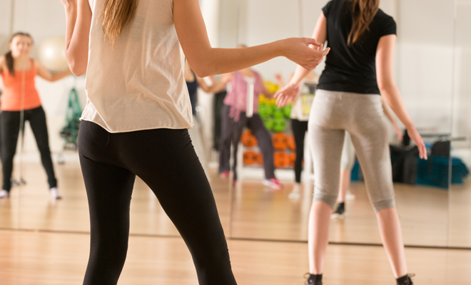 9 Dance Class Hen Party Ideas