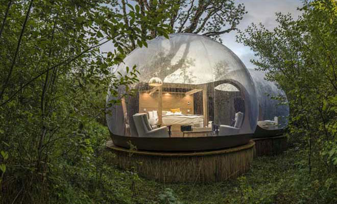Glamping Is All The Rage In 2018