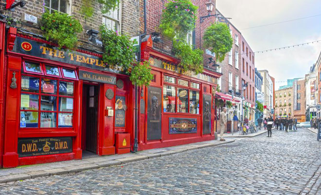 Top 9 Hen Party Locations in Ireland