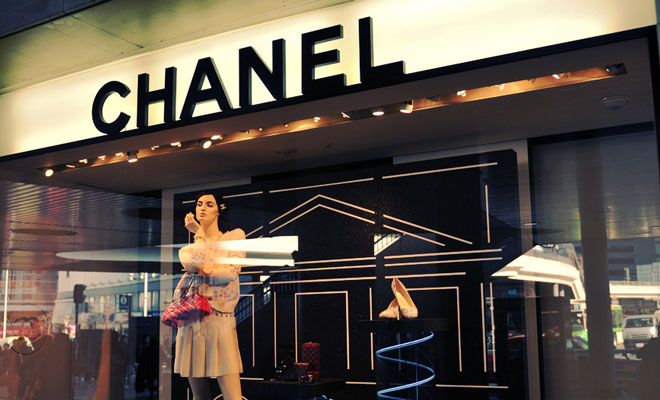 Chanel Hen Party Fashion