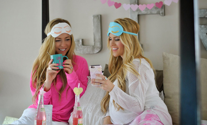 How to Plan a Glamorous Hen Night PJ Party