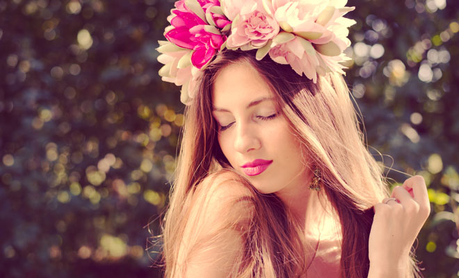 Flower Power Hen Party Ideas