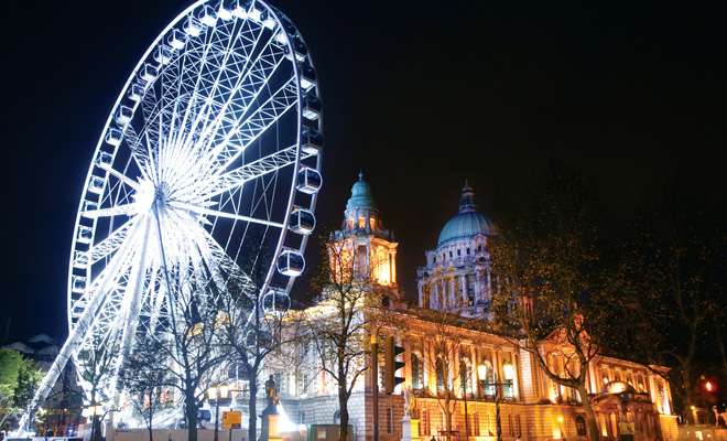 Is Belfast Good for a Stag Do?