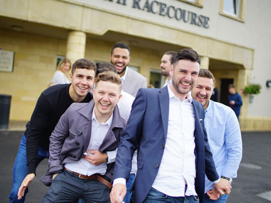 Horse Racing Stag Do Package