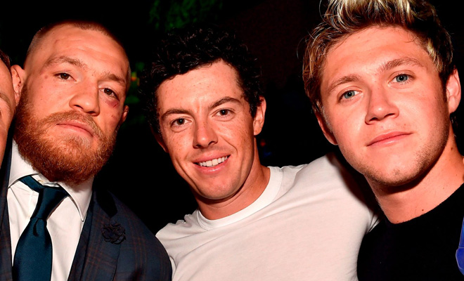 Rory McIlroys Miami Stag Party