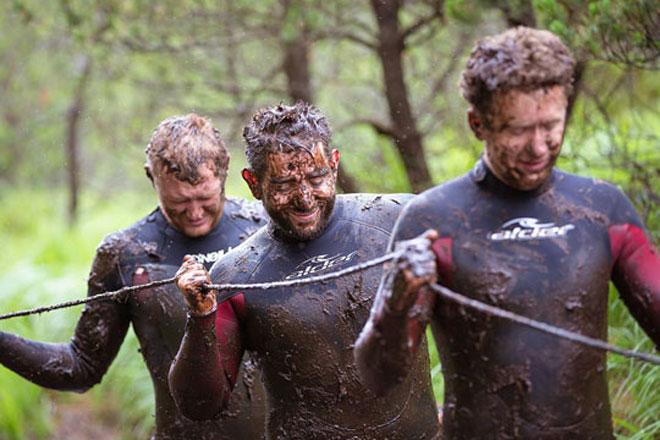 5 Muddy Stag Do Ideas