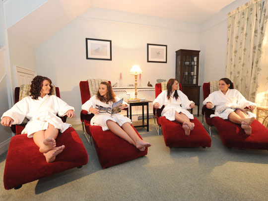 R&R Package At Colebrooke Spa