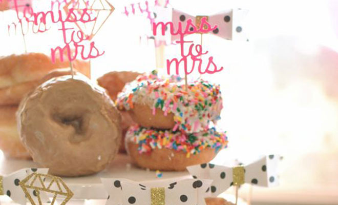 Donut Hen Party Inspiration