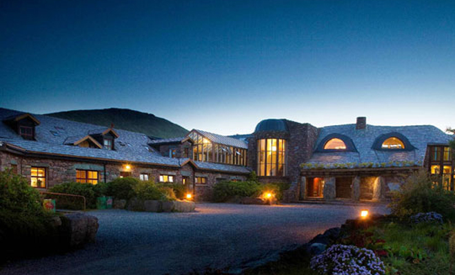 Delphi Resort for a Galway or Westport Hen Party