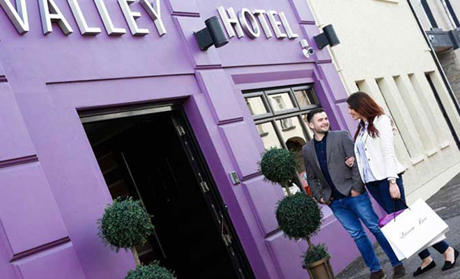 - ENDED - Win a Sparkling Sleepover for Two at The Valley Hotel
