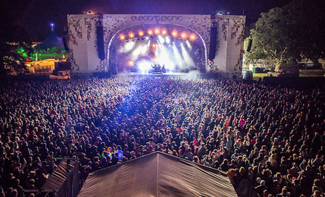 Plan an Electric Picnic Stag Weekend in Ireland