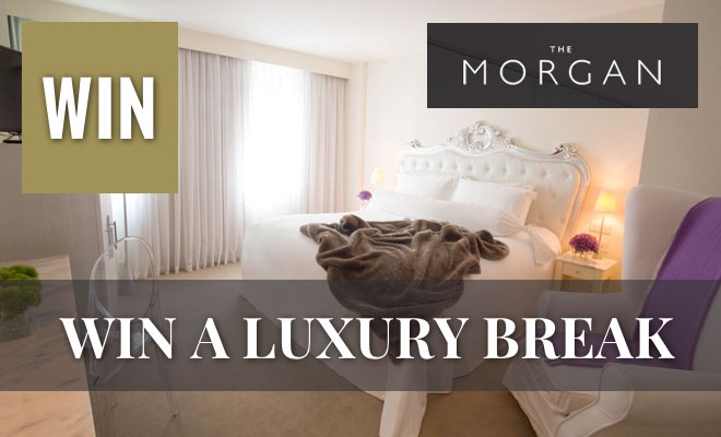 Win Dinner, Cocktails and Stylish Sleepover at The Morgan