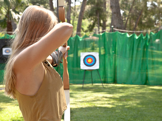 Sports Day and Archery Hen Party Combo