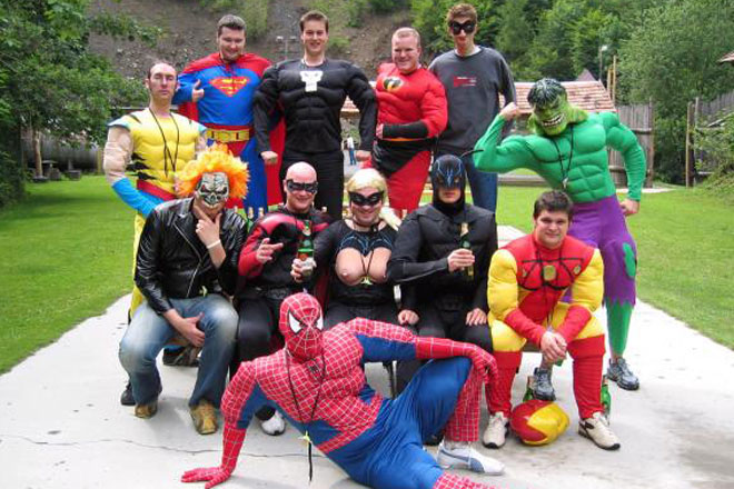 9 Epic Stag Do Themes | HenorStag