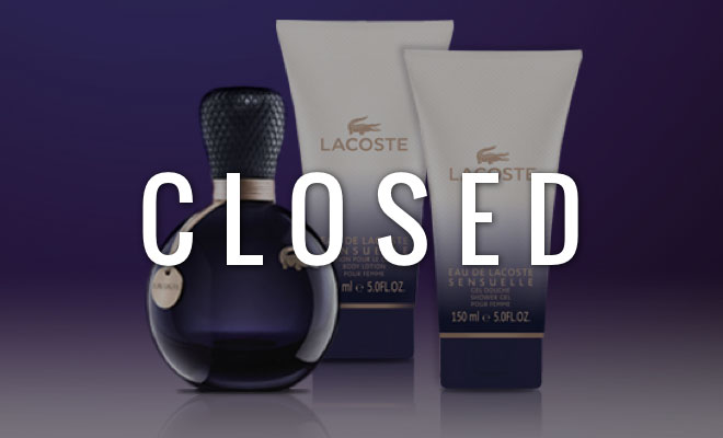 -CLOSED- Win Luxury Prizes
