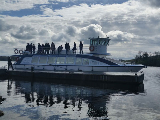 Fermanagh Stag Do Dinner Cruise