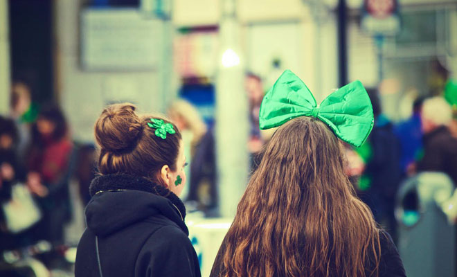 Celebrate a Hen Party in Dublin on St Patricks Day