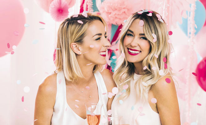 Celebrity Hen Parties To Inspire