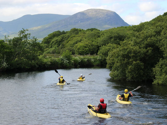 Ultimate Stag Do Adventure in Kenmare