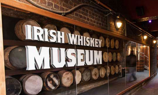 Why The Irish Whiskey Museum is the Perfect Dublin Stag Party Idea