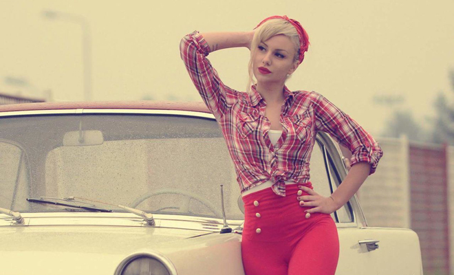 Rockabilly Hen Party Theme