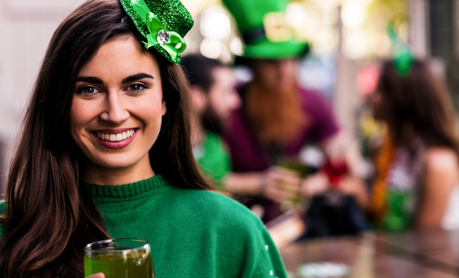 Plan a St Patricks Day Hen Party in Ireland