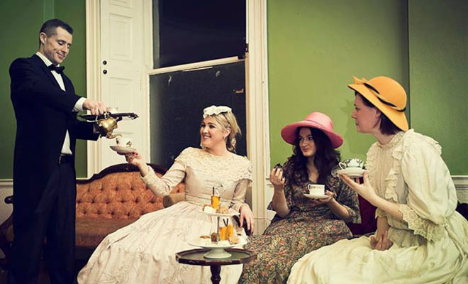 Why Plan A Victorian Hen Party in Ireland