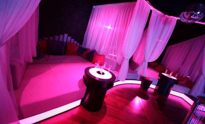 bed nightclub