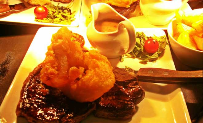 Bellini S Bar Restaurant Newry