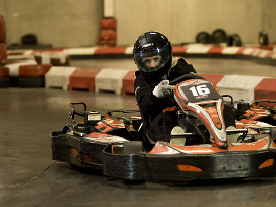 Campsie Karting and Paintball