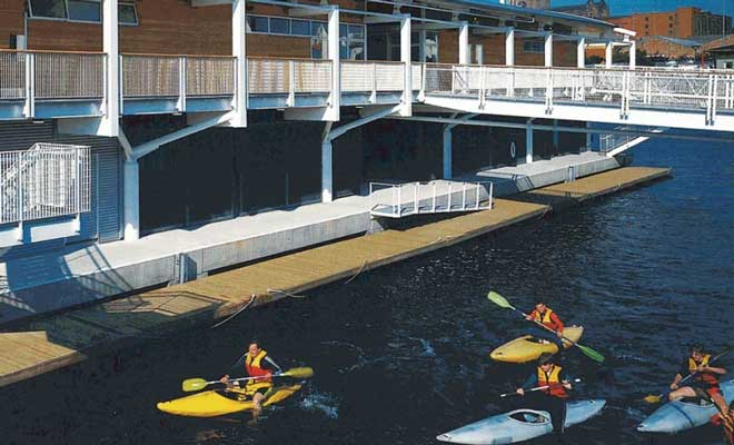 HensAndStags - Liverpool Watersports Centre Main 1