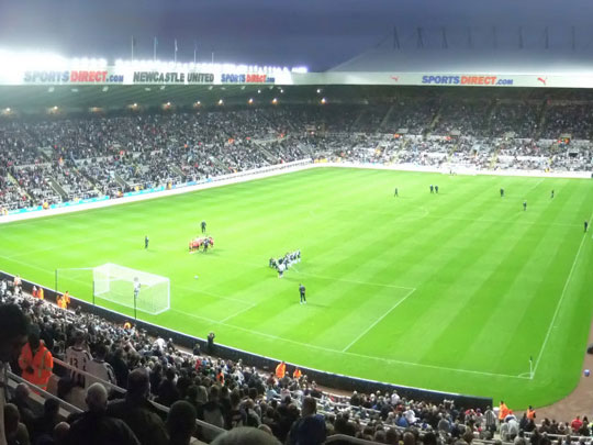 HensAndStags - St James Park Main 1