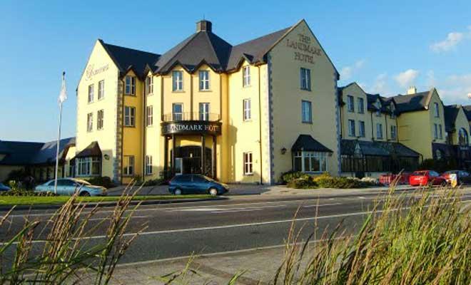 Hensandstags The Landmark Hotel Main 1
