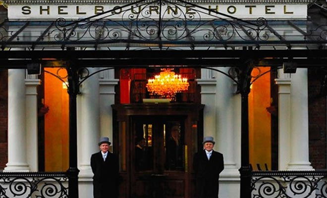 shelbourne hotel dublin afternoon tea