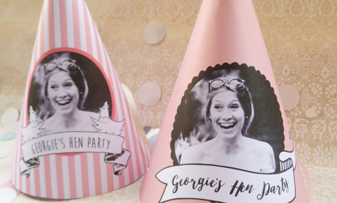Help Relieve Your Childhood With Vintage Party Hats For The Hen Weekend It Is Safe To Say This Idea Definitely Out Of Ordinary And Will
