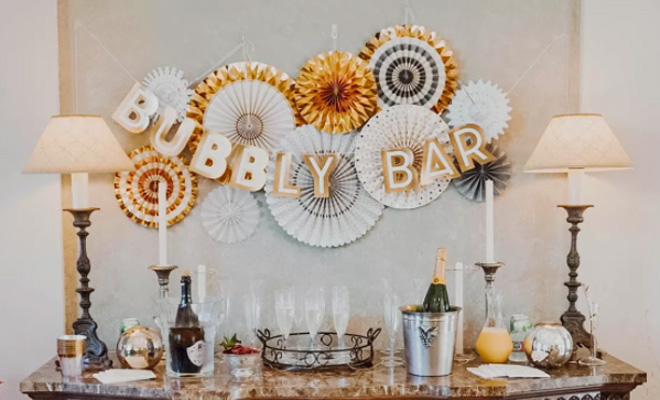 Help Mark The Occasion In Style With A Glamorous Bubbly Bar From Prosecco To Champagne Be Sure Include Range Of For Hens Choose