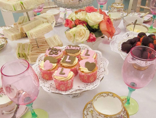 For The Cly Las Of Group A Vintage Afternoon Tea Is Sure Tick All Bo With Fine China Finely Cut Sandwiches And Lots Fl Design