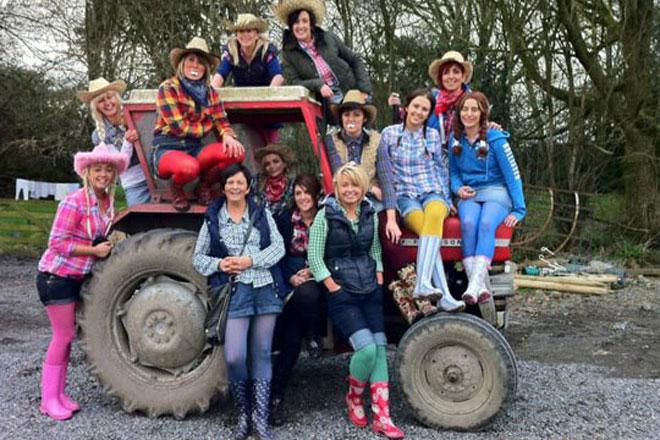 Quirky Hen Party Activities In Ireland