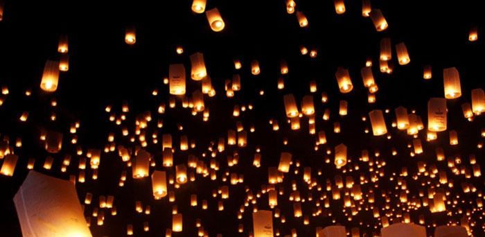 Chinese Lanterns | HenorStag