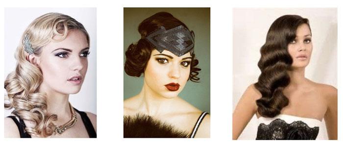 Tremendous Great Gatsby Hen Party 1920S Hen Party Vintage Hen Party Short Hairstyles Gunalazisus