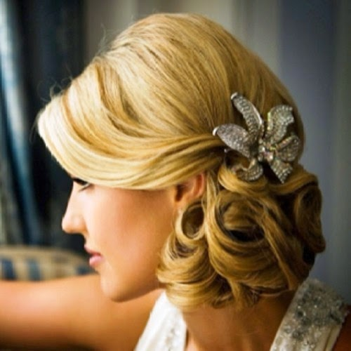 Wedding Hairstyles To Match Your Wedding Dress