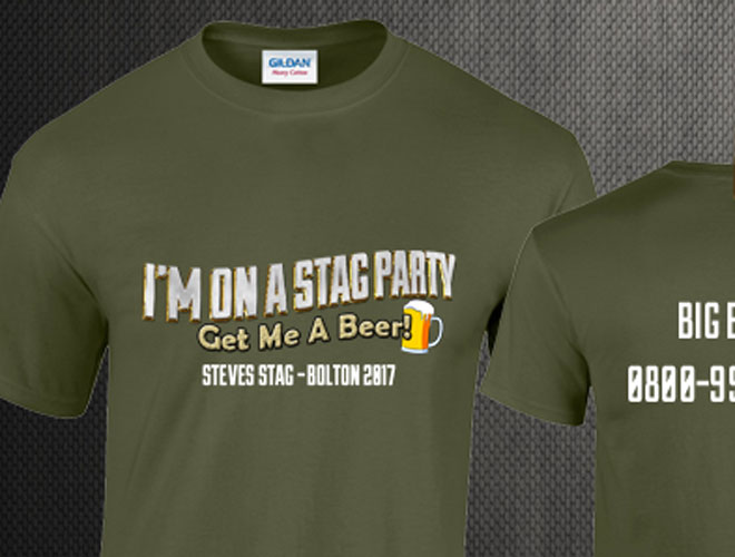 18c51d88 10 Stag Night T-Shirt Ideas | HenorStag