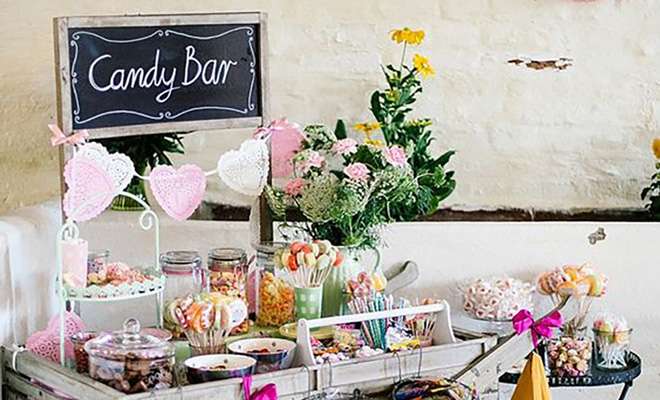 DIY Hen Party Theme Bar Ideas