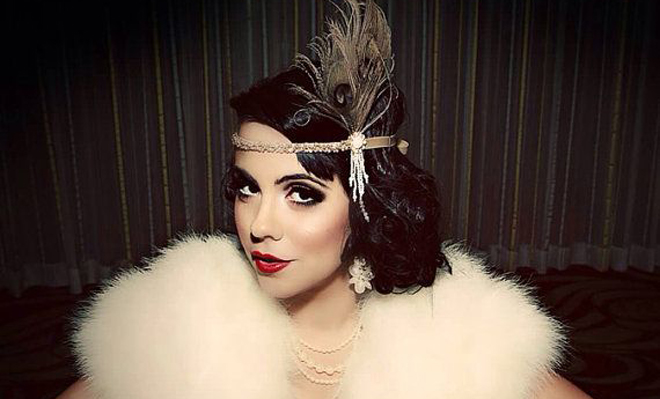 1920 S Great Gatsby Hen Party Theme Henorstag